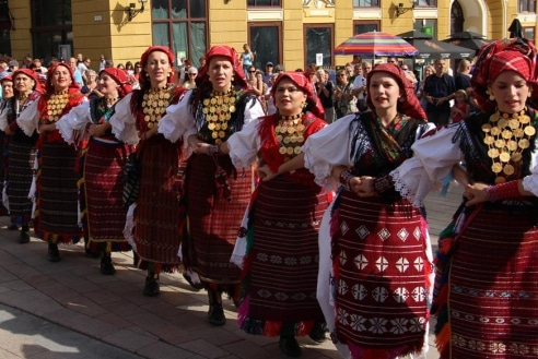 Nemzetközi Horvát Fesztivál Pécsett