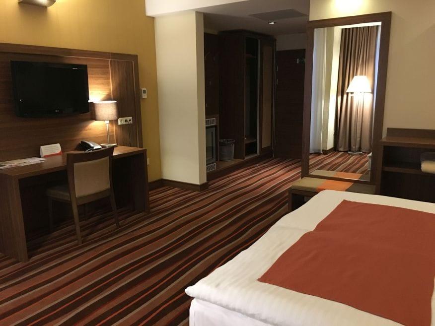 Hotel Makár Sport & Wellness Szálloda Pécs - Akadálymentesített Szoba