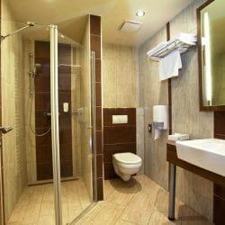 Hotel Makár Szálloda Pécs - Superior Fürdőszoba