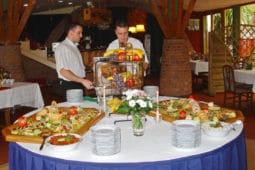 Hotel Makár Sport & Wellness Pécs - étterem Pécs