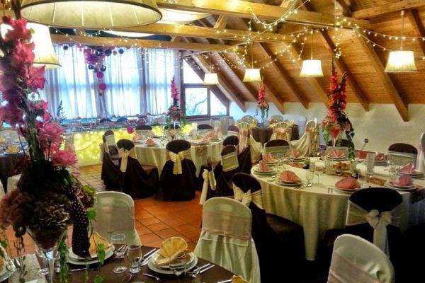 Hotel Makár Sport & Wellness Pécs Esküvő Körasztal