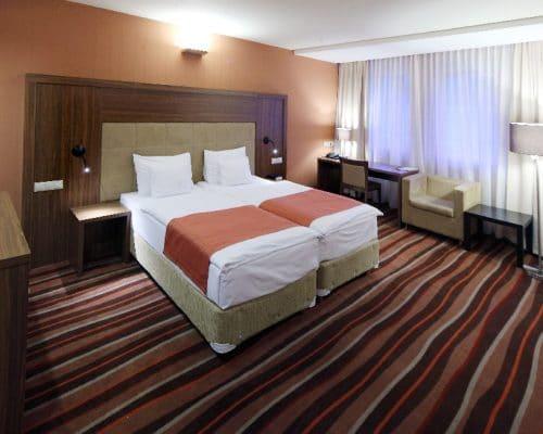 Hotel Makár Szálloda Pécs - Superior Dupla Szoba