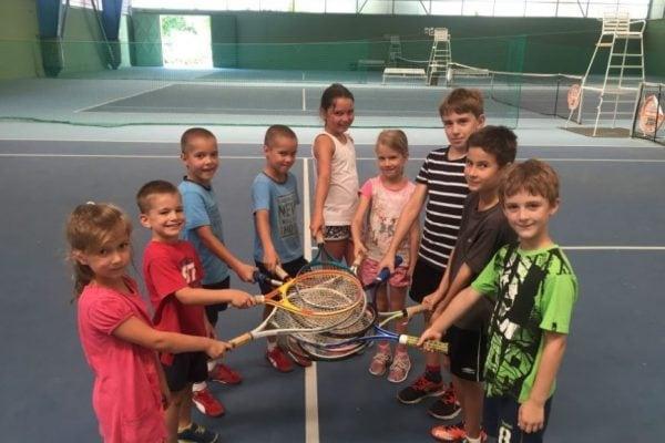 Hotel Makár Pécs – Tenisztábor