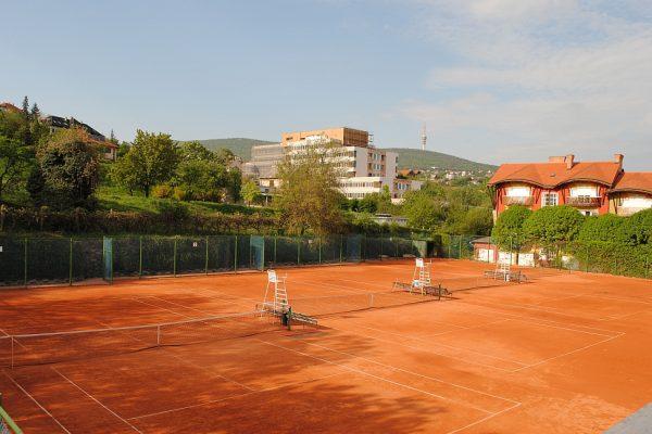 Hotel Makar Tennis, Pecs