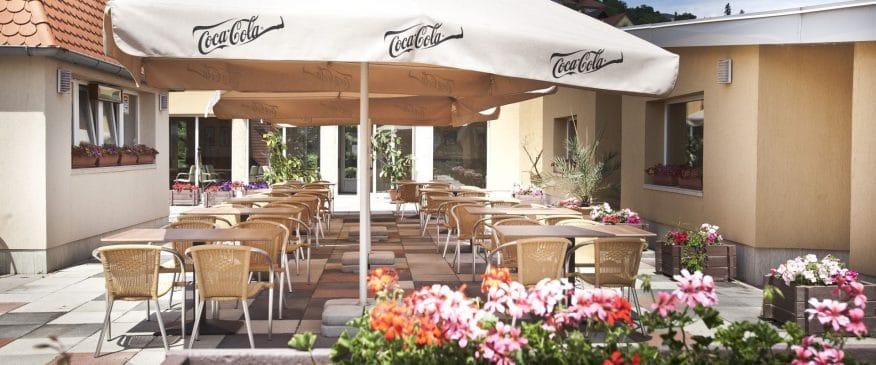 Hotel Makár étterem Pécs