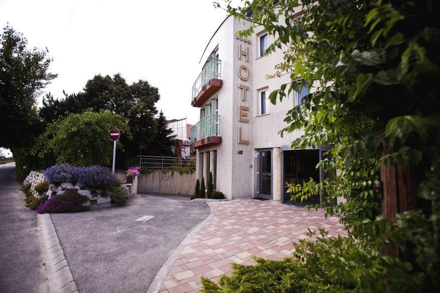 Hotel Makár Sport & Wellness Főépület Pécs