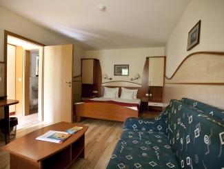 Hotel Makár Átrium szoba