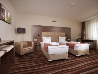 Hotel Makár Superior single