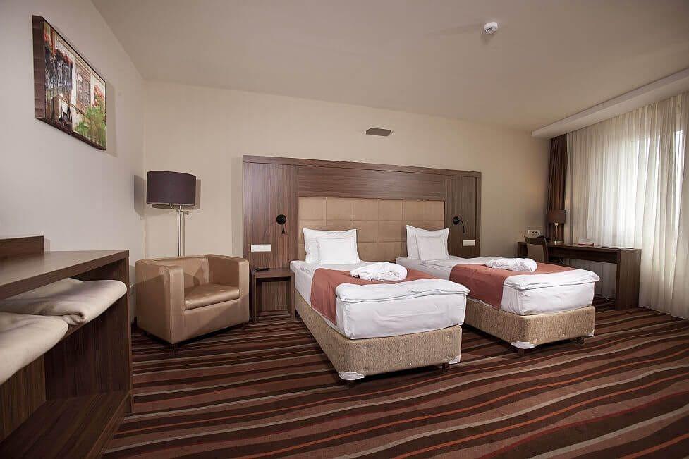 Hotel Makár Sport & Wellness superior szoba Pécs