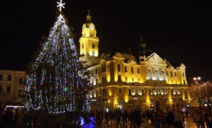 Téli napok, Advent Pécsen