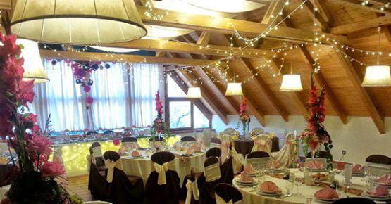 Étterem - Vendéglátás - Esküvő