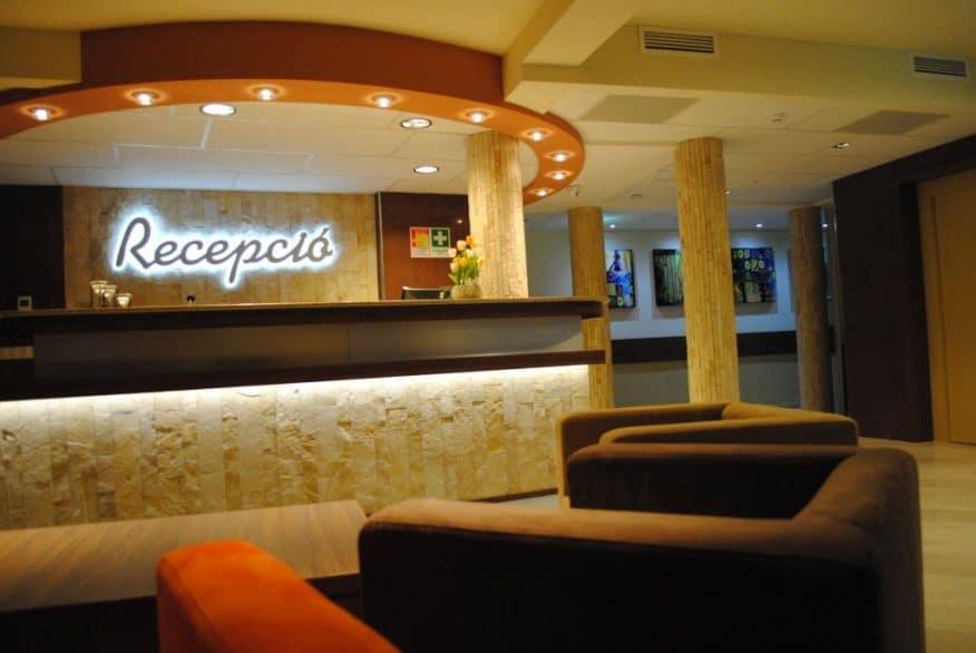Hotelmakar-reception