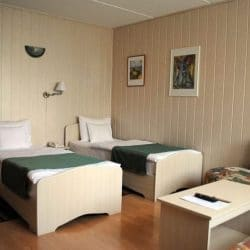 Sport Economy (3*) 1 Person/night:16 400 HUF (54 €)2 Person/night: 18 900 HUF (62 €)
