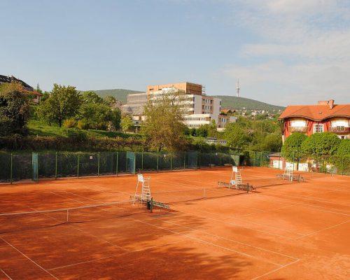 Hotelmakar-tennis