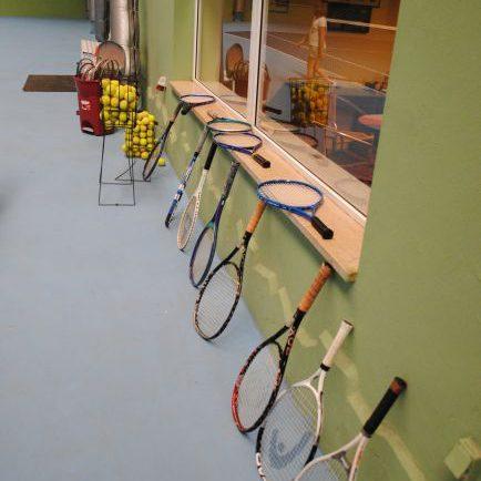 tenisztábor-ütők